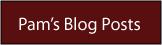 Pam's blog posts